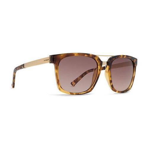 Okulary słoneczne plimpton smffcpli-tgo marki Von zipper