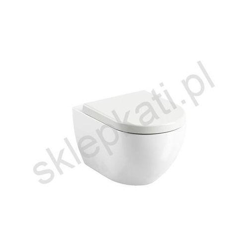 Ravak miska ceramiczna wisząca WC Uni Chrome X01516 (8592626022938)