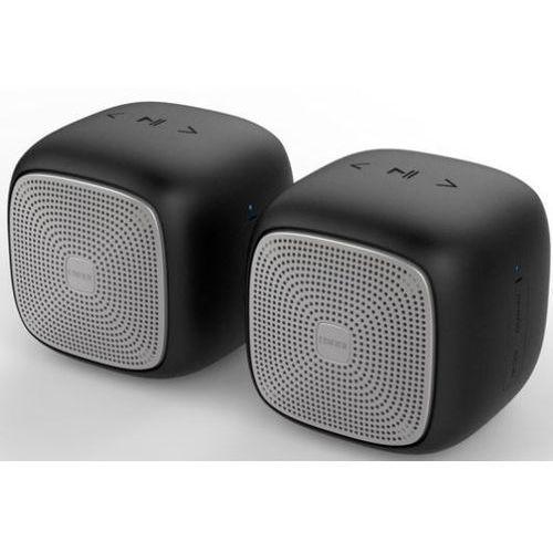 Głośnik mobilny EDIFIER MP202DUO Czarny (6923520265831)