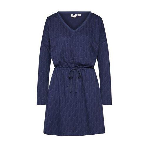 ROXY Sukienka 'GET HOME' granatowy, kolor niebieski