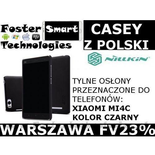 Nillkin CASE Xiaomi MI4C PLECKI BLACK zPL FV23%