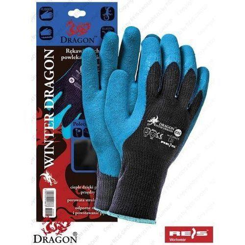 """Rękawiczki Ochronne RWD Winter Dragon """"XL"""" (5907522918897)"""