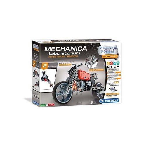science & game mechanics - roadster & dragster marki Clementoni