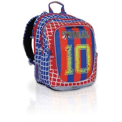 Plecak szkolny Topgal NUN 208 D - Blue z kategorii Tornistry i plecaki