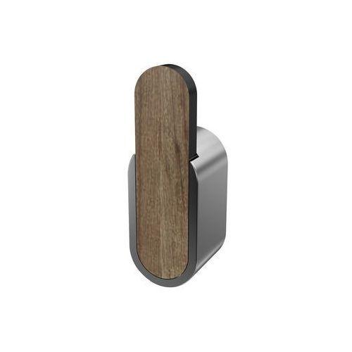 Wieszak łazienkowy Bisk BERGEN znal + tworzywo HPL (5901487070621)