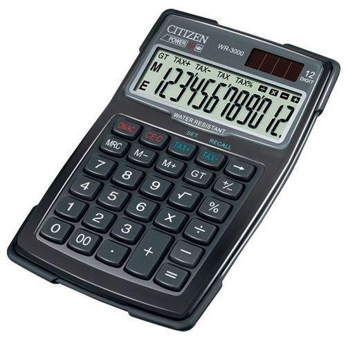 Kalkulator wr-3000 darmowy odbiór w 21 miastach! marki Citizen