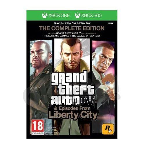 OKAZJA - GTA 4 (Xbox One)