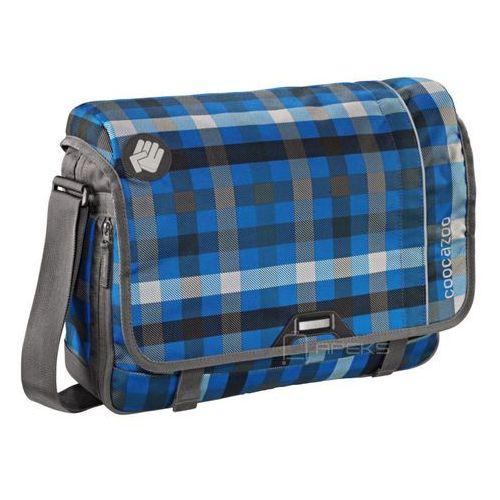 """Coocazoo hangdang ii torba na ramię - laptop 15,6"""" / hip to be square blue - hip to be square blue"""