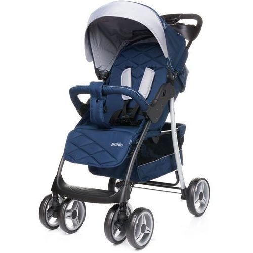 4baby wózek sportowy guido, navy blue