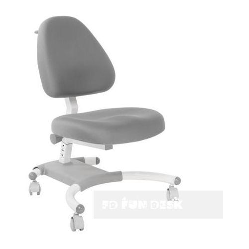 Ottimo grey - ergonomiczne krzesełko ortopedyczne z regulacją wysokości - złap rabat: kod30 marki Fundesk