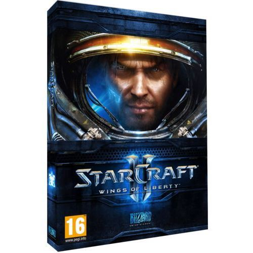 OKAZJA - StarCraft 2 Wings of Liberty (PC)