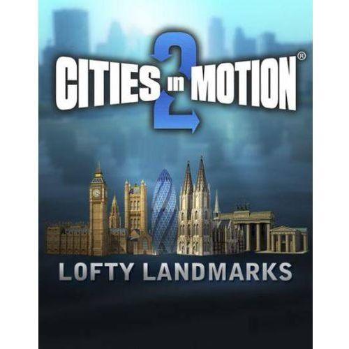 Cities in Motion 2 Lofty Landmarks (PC)