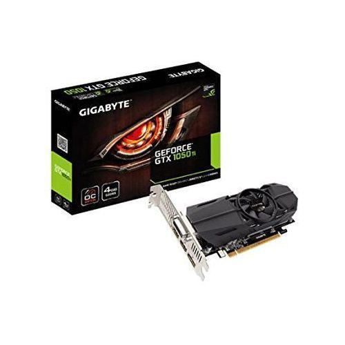 gv-n105toc-4gl karty graficznej, 4 gb pamięci gddr5 czarny marki Gigabyte