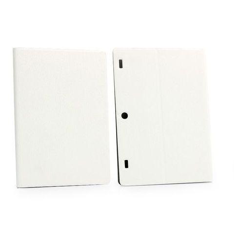 Etuo.pl Flex book - lenovo tab 2 a10-30 - etui na tablet flex book - biały