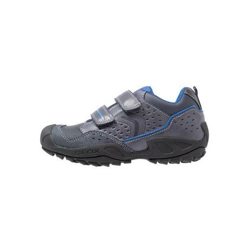 new savage obuwie na rzepy navy/royal marki Geox