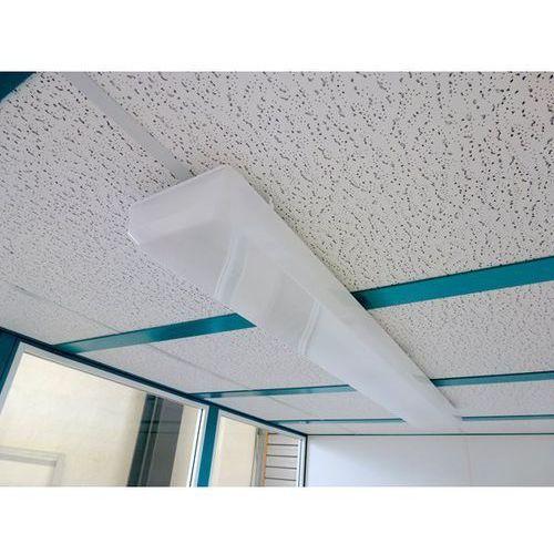 Podwójna oprawka oświetleniowa, 2x58 w, dł. 1600 mm. do budynków uniwersalnych w marki Bkm metallbau