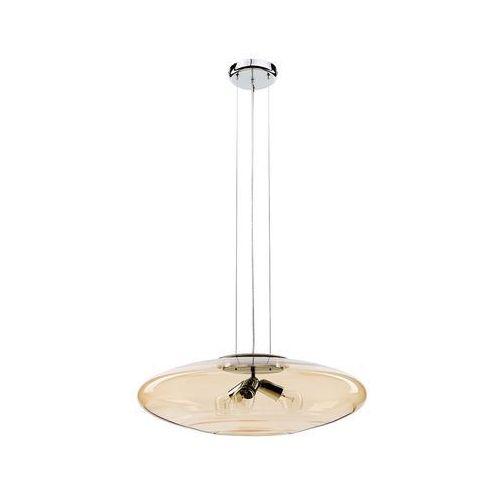 Tk lighting Żyrandol na drutu gala new 3xe27/60w/230v beżowy (5901780515461)
