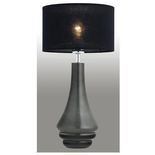 Argon Lampa nocna amazonka 3030 z abażurem 1x60w e27 szara (5908259944166)
