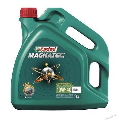 Olej CASTROL MAGNATEC 10W40 A3/B4 4 litry !ODBIÓR OSOBISTY KRAKÓW! lub wysyłka