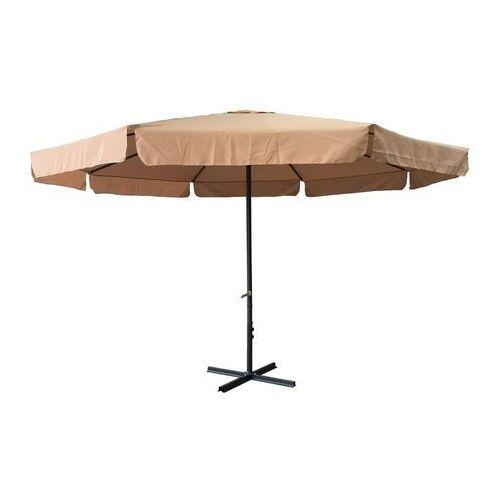 Rojaplast parasol ogrodowy z rączką 300cm beżowy