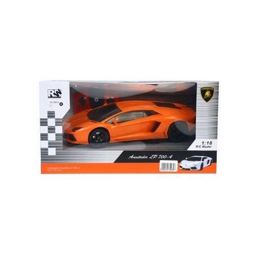 Samochód zdalnie sterowany Lamborghini Aventador 340308 - MEGA CREATIVE