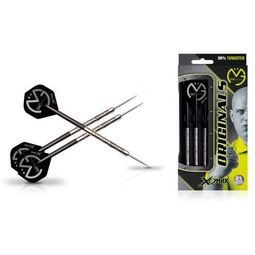 XQmax Darts Rzutki do darta MvG, 21g, 90%, wolfram, QD1001010 (8718885401820)