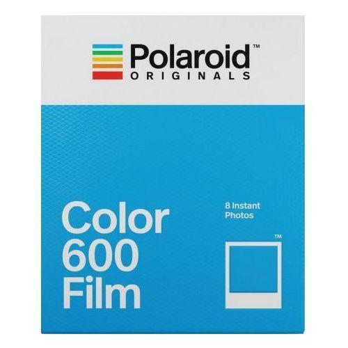 Polaroid originals 600 color wkład do aparatu polaroid z białymi ramkami marki Impossible