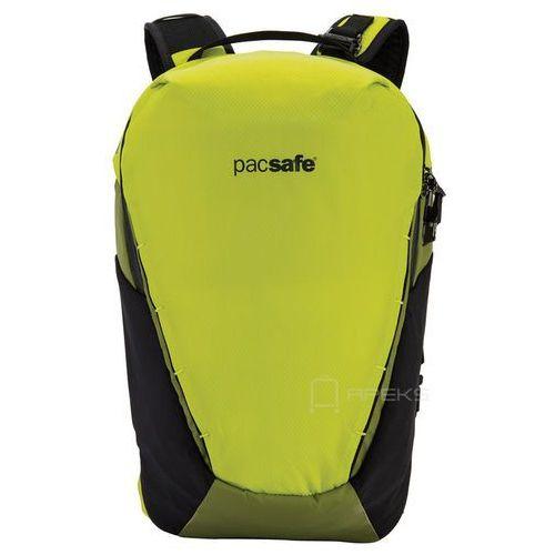 """Pacsafe venturesafe x18 plecak antykradzieżowy na laptopa 13"""" / zielony - python green"""