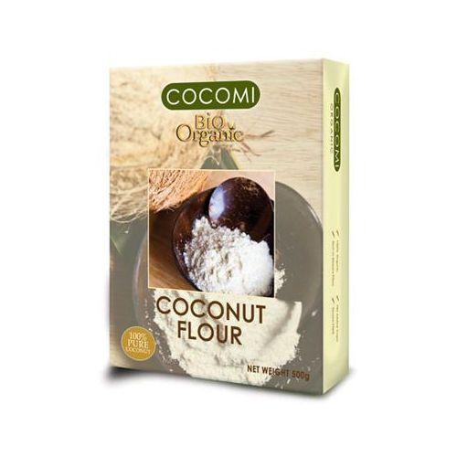 Cocomi (wody kokosowe, oleje kokosowe, śmietanki) Mąka kokosowa bio 500 g - cocomi
