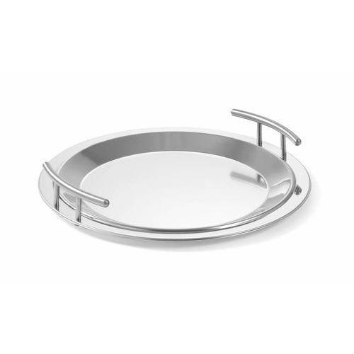Taca do serwowania piętrowalna | okrągła | śr. 400x(H)60 mm | stal nierdzewna