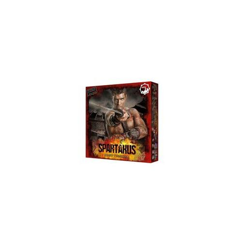 Spartakus: krew i zdrada marki Games factory publishing
