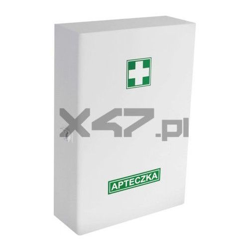 Apteczka metalowa A400 Boxmet Medical
