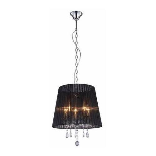lampa wisząca cesare czarny rld94350-5b marki Zumaline