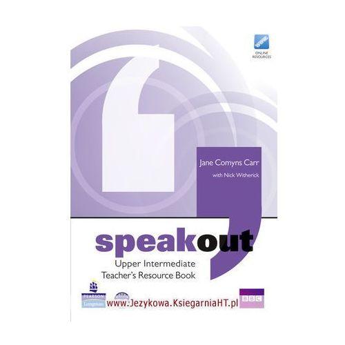 Speakout Upper-Intermediate, Teacher's Book (książka nauczyciela) (2011)