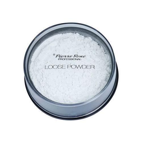 Pierre René Face Face puder sypki nadający idealny wygląd odcień 00 Rice Powder 12 g