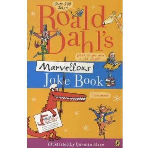 Roald Dahl's Marvellous Joke Book, Puffin Books