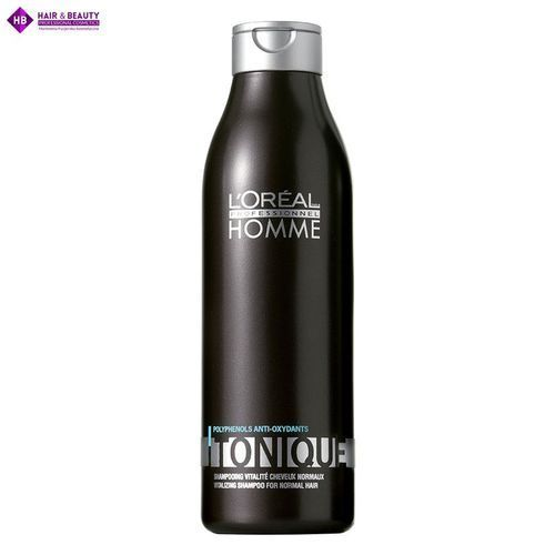 OKAZJA - L'Oréal Professionnel Homme Tonique - Revitalising Shampoo For Normal Hair (250ml) (3474630130418)