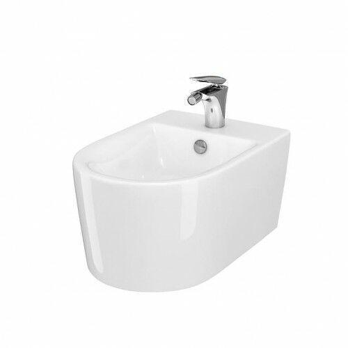 inverto biet wiszący, biały k671-002 marki Cersanit
