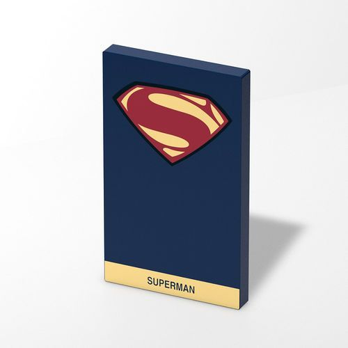 TRIBE DC Movie Powerbank Deck 4000 mAh Superman (8054392658365)