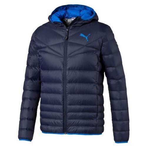 Męska kurtka puchowa z kapturem Active Puma 83864706, kolor niebieski