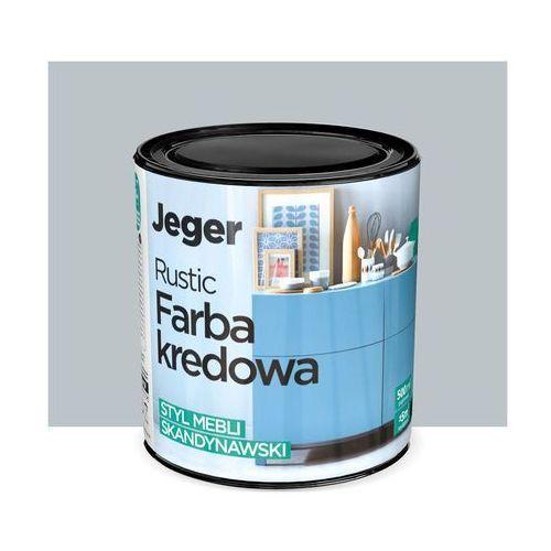 Farba kredowa RUSTIC 0.5 l Stalowy Styl mebli skandynawski JEGER (5902166637876)