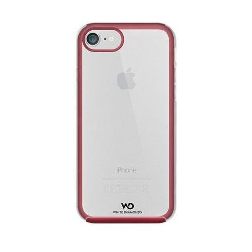 White diamonds Etui Essential Clear do iPhone 6/6S/7, czerwone (001800200000) Darmowy odbiór w 20 miastach!, kolor White