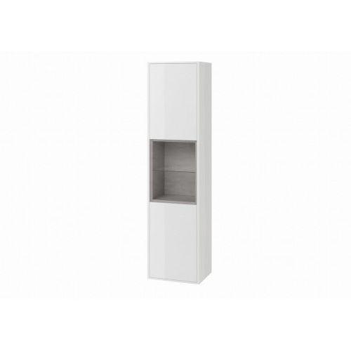 EXCELLENT TUTO Słupek 160, biały/beton MLEX.0201.400.WHCO