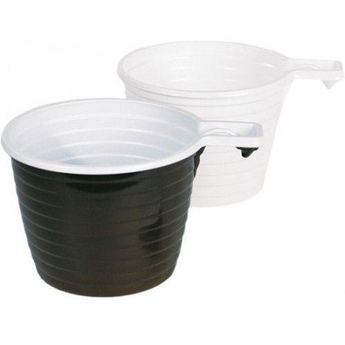 Kubek do kawy z uchwytem | brązowo-biały | 210ml | 800szt marki Duni