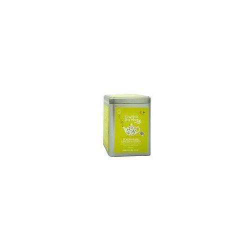 Ets lemongrass ginger and citrus 100 g puszka marki English tea shop