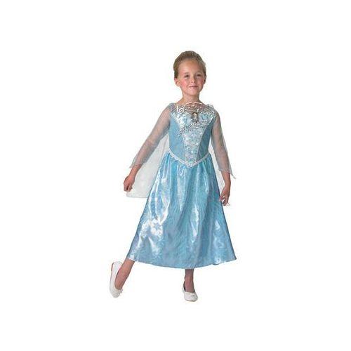 Grający i świecący kostium frozen - elsa - roz. m marki Rubies