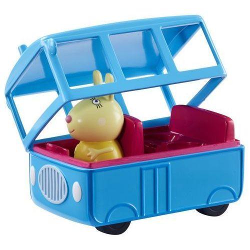 Tm toys Peppa pig - autobus szkolny (5029736065768)