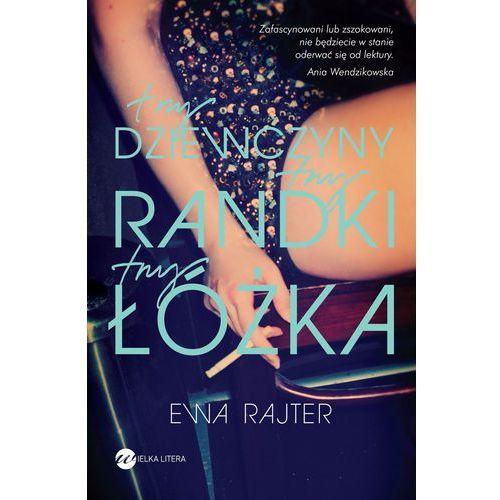 Trzy dziewczyny, trzy randki, trzy łóżka - Ewa Rajter