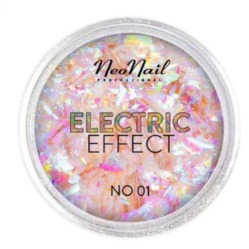 OKAZJA - Neonail electric effect pyłek no 01