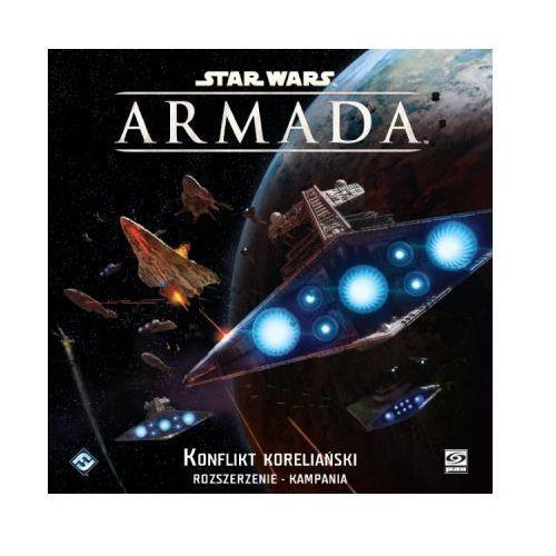 Star wars: armada - konflikt koreliański (rozszerzenie) marki Galakta